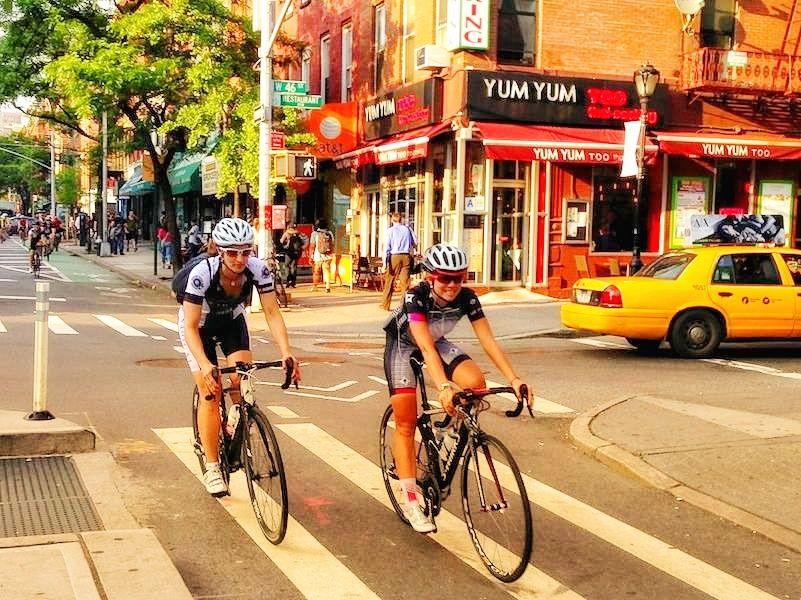 دوچرخهسواران منهتن: یک آشنایی با علم داده